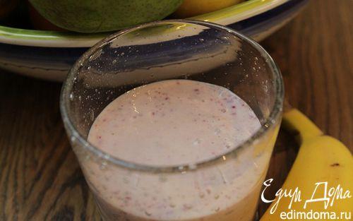 Рецепт Смузи с йогуртом и бананом