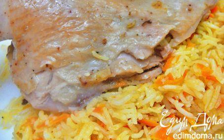 Рецепт Курочка с рисом