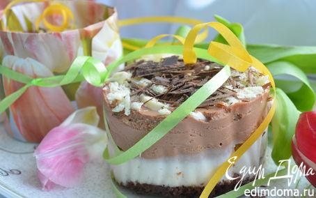 Рецепт Пирожное «Подарок»