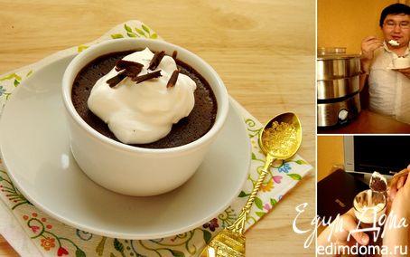 Рецепт Pot de creme из пароварки