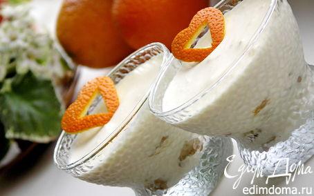 Рецепт Апельсиновые мягкие пирожные
