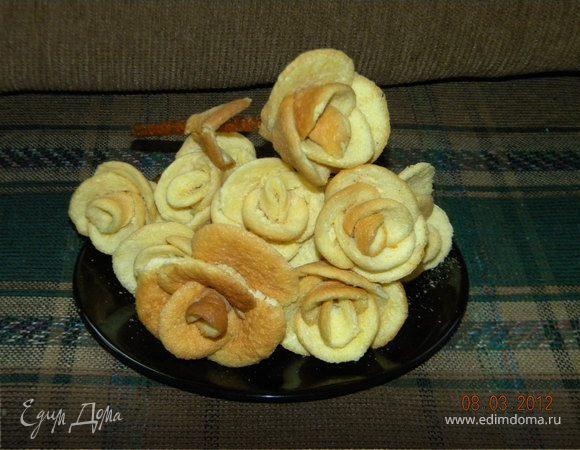 Розы к чаю