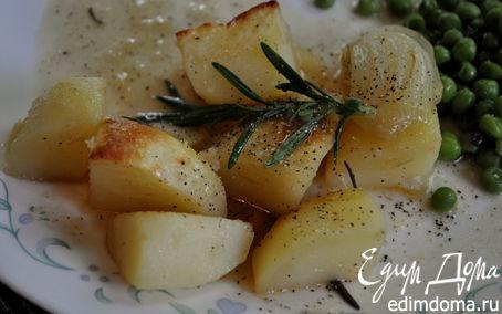 Рецепт Тушеный картофель