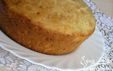Рецепт Картофельный хлеб (на закваске)