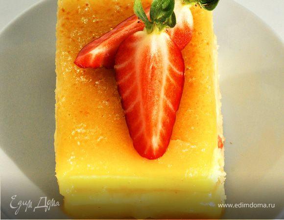"""Испанский торт (""""Saint Jordi"""")"""