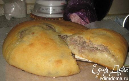 Рецепт Осетинский пирог