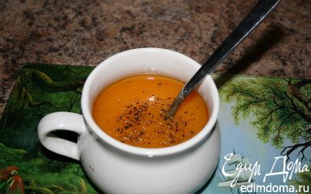 Рецепт Тыквенно-имбирный суп-пюре