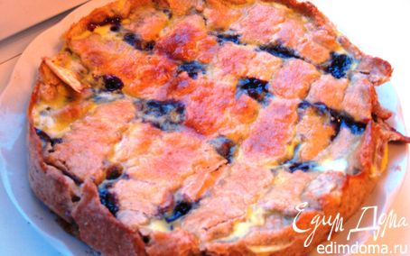 Рецепт Достоверный рецепт «Linzer Torte» (Линцский торт)
