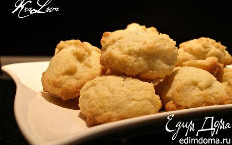 Рецепт Лимонно-имбирное печенье