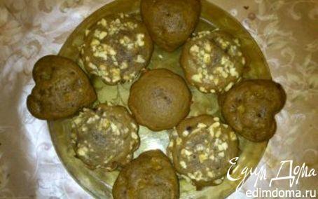 Рецепт Сметанные кексы
