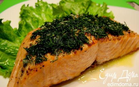 Рецепт Укропный соус для рыбы