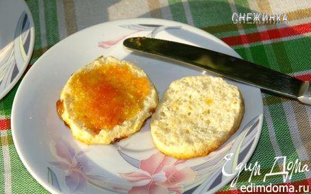 Рецепт «Сконы» (шотландские булочки на пахте)