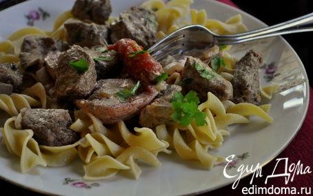 Рецепт Свиной паприкаш