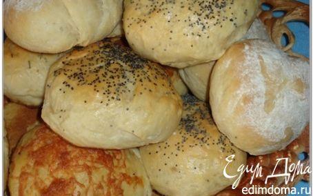 Рецепт Хлебные булочки
