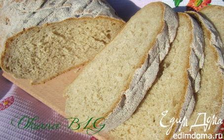 Рецепт Домашний хлеб