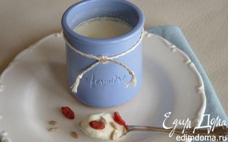 Рецепт – Домашний йогурт в йогуртнице