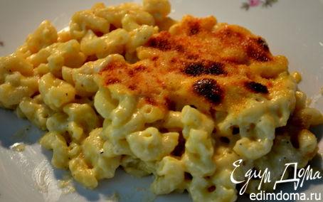 Вкусные спагетти с сыром, пошаговый рецепт - IamCOOK