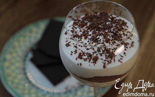 Рецепт Сливочно-шоколадный деликатес