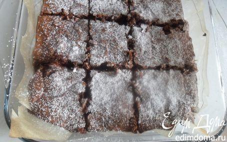 Рецепт Брауни с грецким орехом