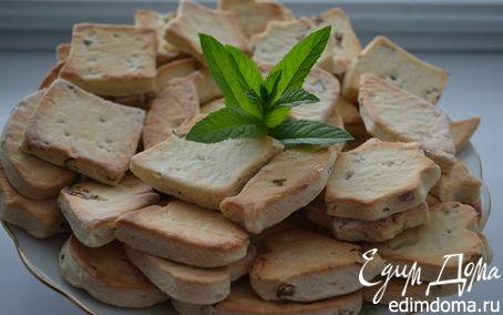 Рецепт Печенье на белках с грецкими орехами
