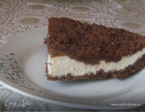 Питерский творожный пирог
