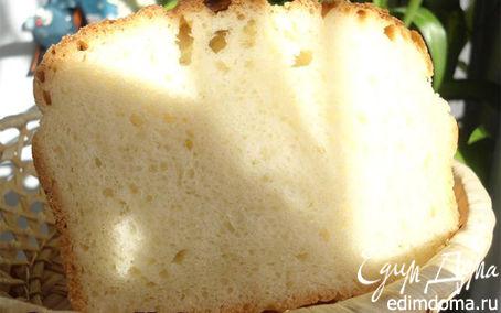 Рецепт Белый-белый хлеб