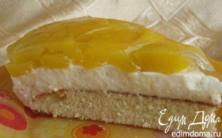 Рецепт Тортик легкий (во всех смыслах))