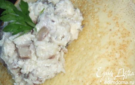 Рецепт Польские блины+закуска из сельди