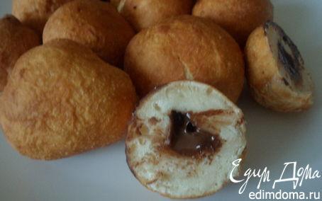 Рецепт Испанские пончики (Bunuelos)
