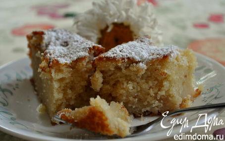 Рецепт Фунтовый кекс с рикоттой
