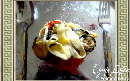 Рецепт Итальянская запеканка (timballo)