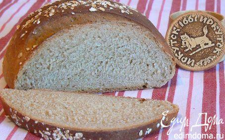 Рецепт Ржаной хлеб с дижонской горчицей