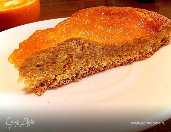 Легкий апельсиновый кекс для Юлечки -ЮсяЮся