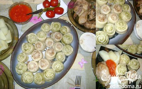 Рецепты простых салатов с ветчиной