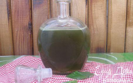 Рецепт Зеленый мятный сироп