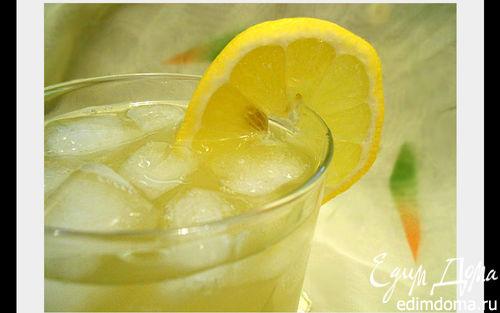 Рецепт Освежающий чай с лимоном
