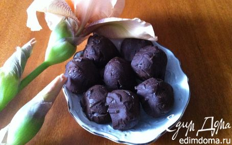 Рецепт Шоколадные конфеты с мятой