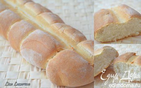 """Рецепт Хлеб из Тичино (""""Bread of Ticino"""")"""