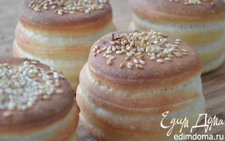 Рецепт Слоеные булочки от Ришара Бертине