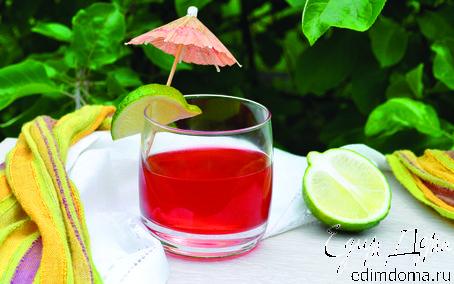 Рецепт Виски с клюквенным соком