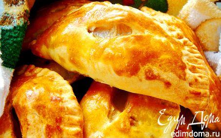 Рецепт Закрытые яблочные пироги