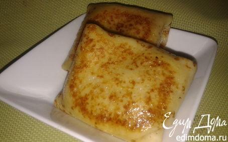 Рецепт Печеночный паштет в блинчиках