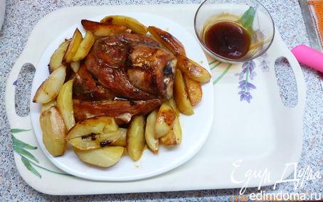Рецепт Свинина маринованная в квасе