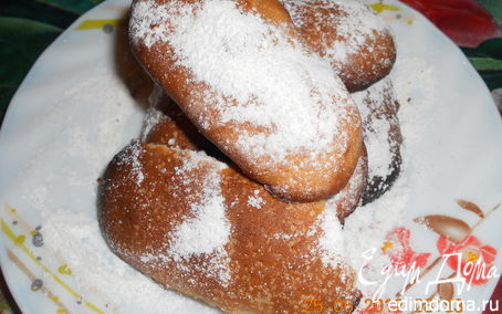 Рецепт Бисквитное печенье