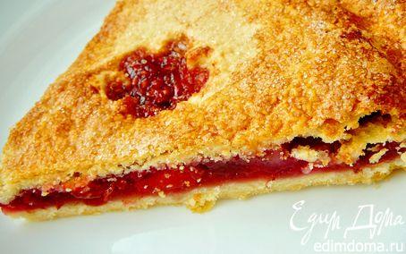 Рецепт Пирог с красной ягодкой