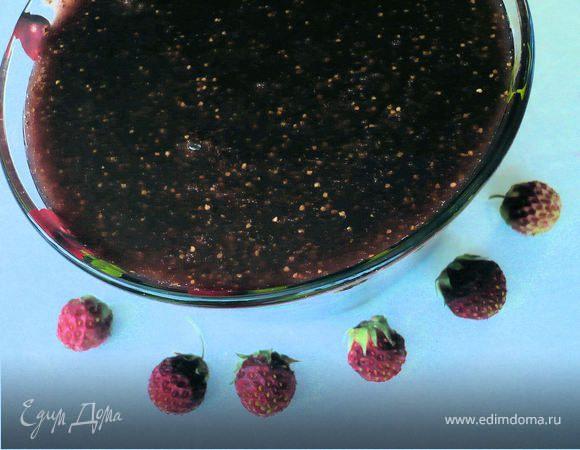 Варенье из луговой клубники (в мультиварке)