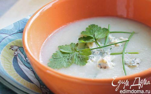 Рецепт Детский суп вишисуаз