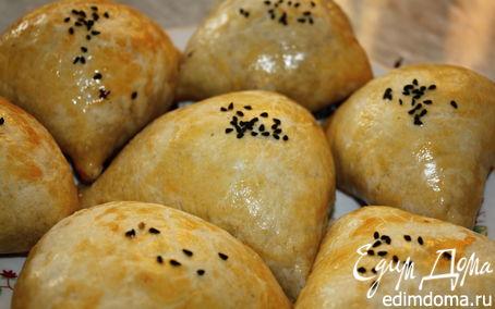 Рецепт – Узбекская самса