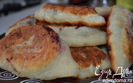 Рецепт Картофельное дрожжевое тесто для пирожков