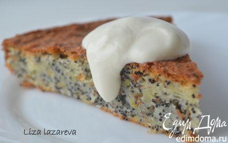 Рецепт Маковый пирог от Джейми Оливера (Poppy seeds cake)